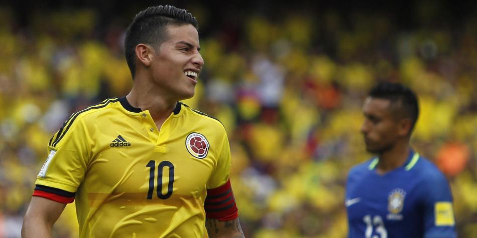 De clasificar al Mundial, Colombia no sería hoy cabeza de serie