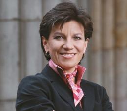 #EnAudio Claudia López, ya es candidata oficial de alianza verde a la presidencia