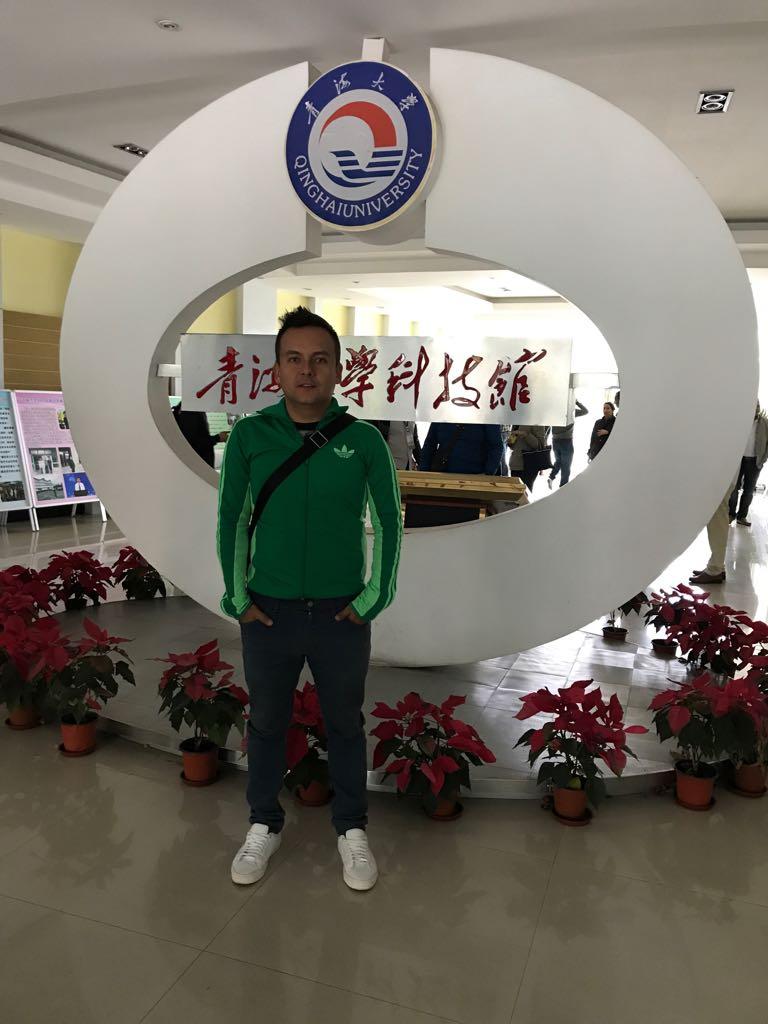 #EnAudio La historia de los 4 Casanareños becados en #China