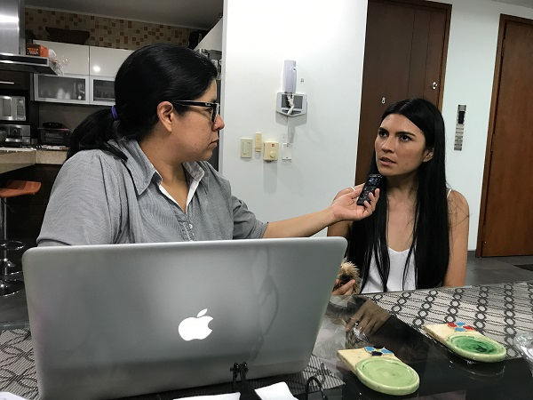La Visita –  Daniela González, 01 de Octubre de 2017