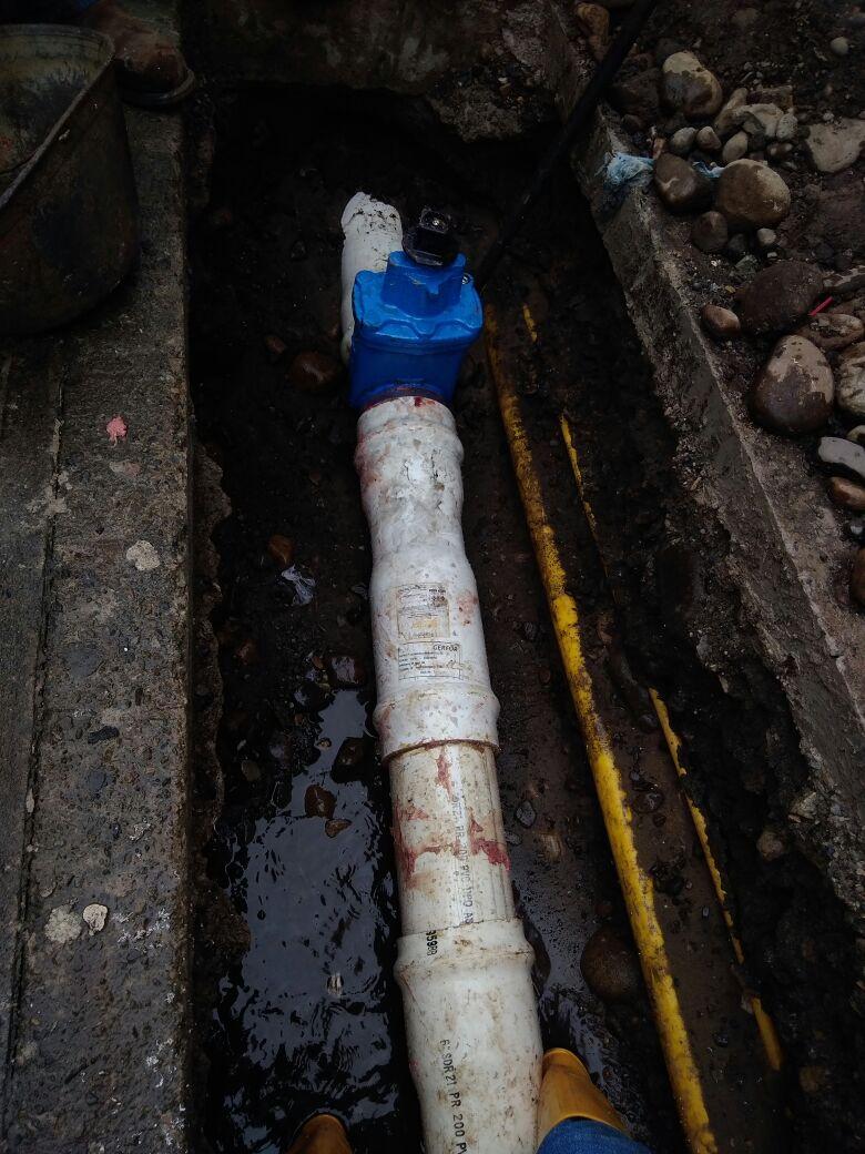 Por reparación de válvula hidráulica varios barrios de Yopal estarán sin agua durante cinco horas