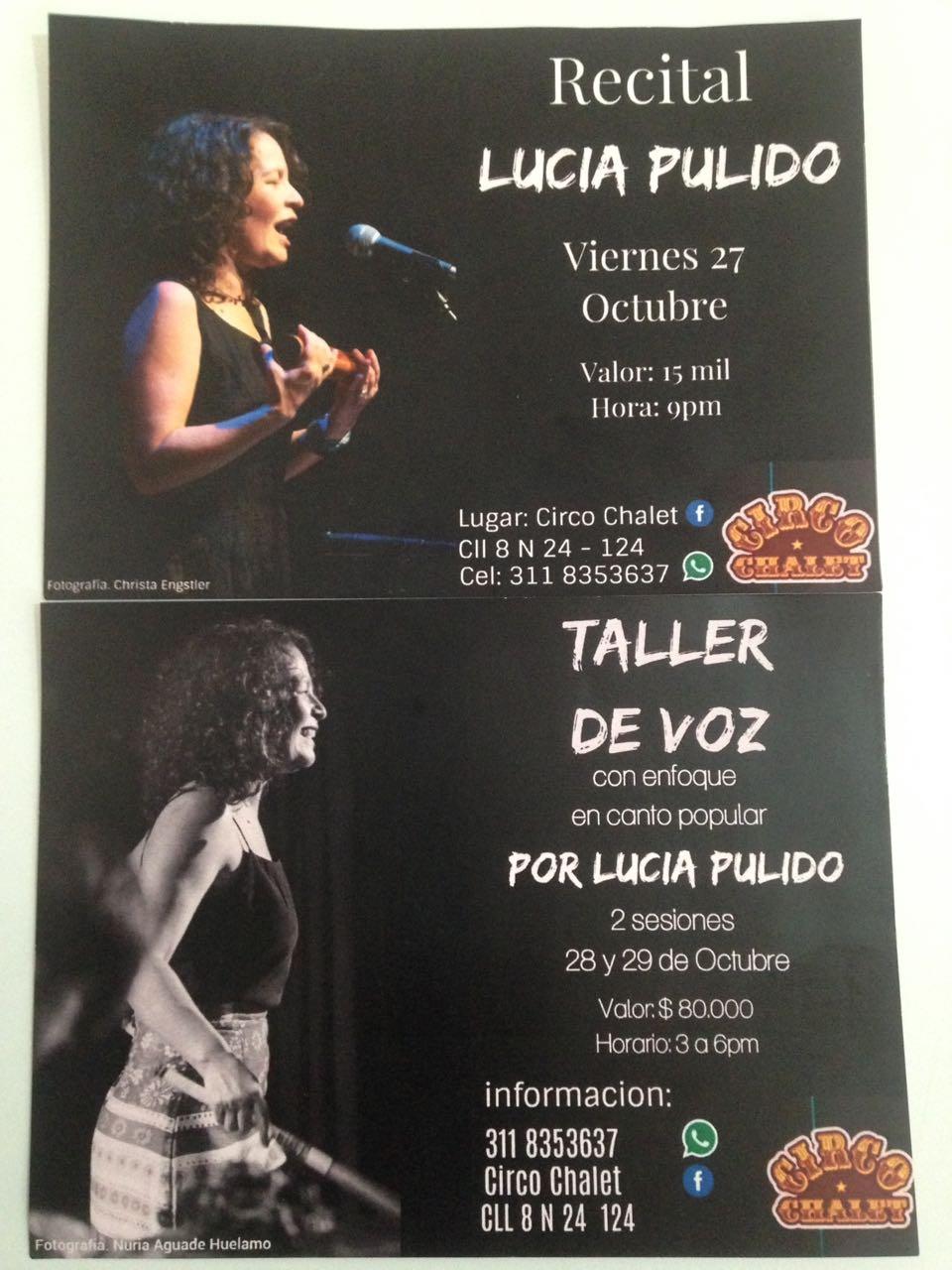 #EnAudio Este viernes recital de voz en Yopal