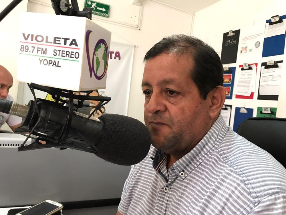 #EnAudio Ganaderos siguen preocupados por intención del ICA de extender zona de contención de aftosa hasta Aguazul.
