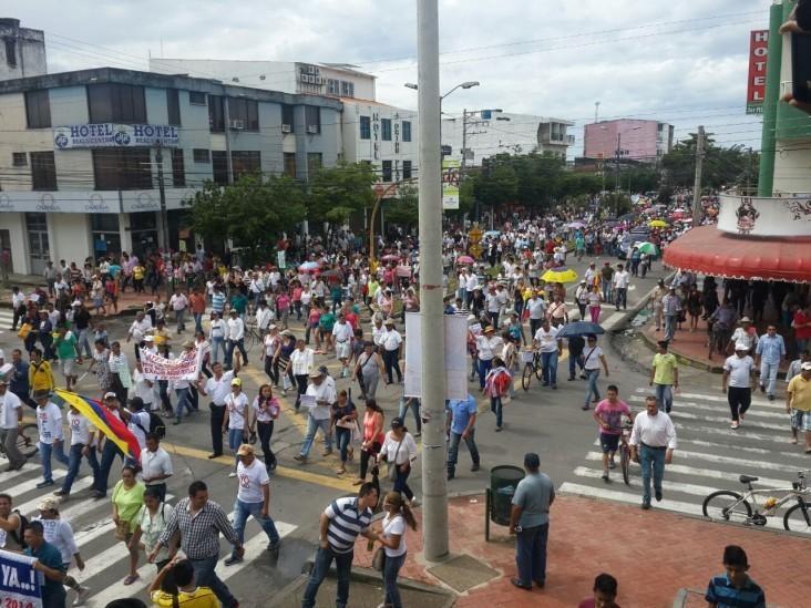 #EnAudio Casanare se movilizará este 12 de octubre de 2017 por la defensa del agro: Luis Sanabria.
