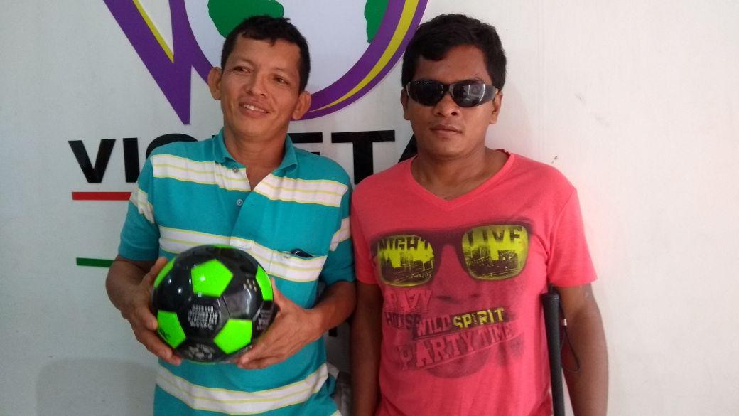 #EnAudio Alex Henrique Martínez, representante de Casanare en la Copa América de Fútbol Sonoro