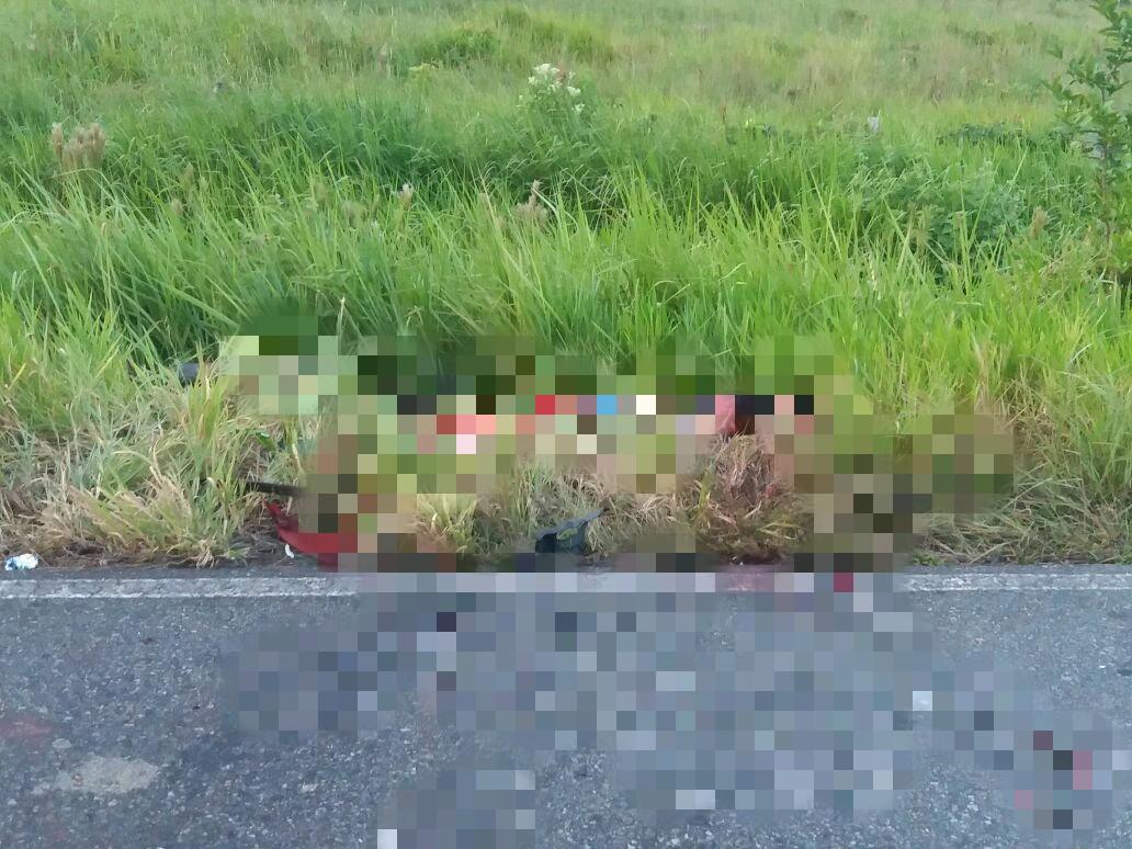 Dos hombres y un menor de 3 años, murieron el día anterior en accidentes de tránsito al norte de Casanare