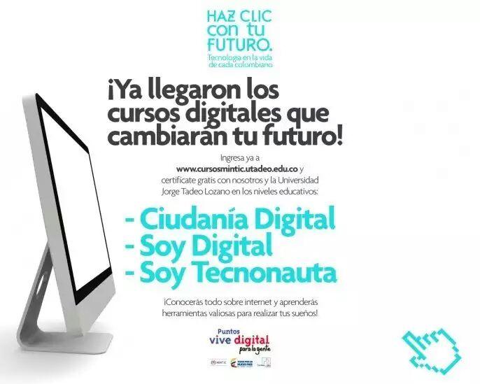 #EnAudio MinTic abre convocatoria para formación en ciudadanía digital