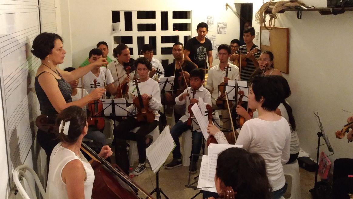 #EnAudio Este viernes se realiza concierto de nacimiento de Orquesta Filarmónica de Yopal