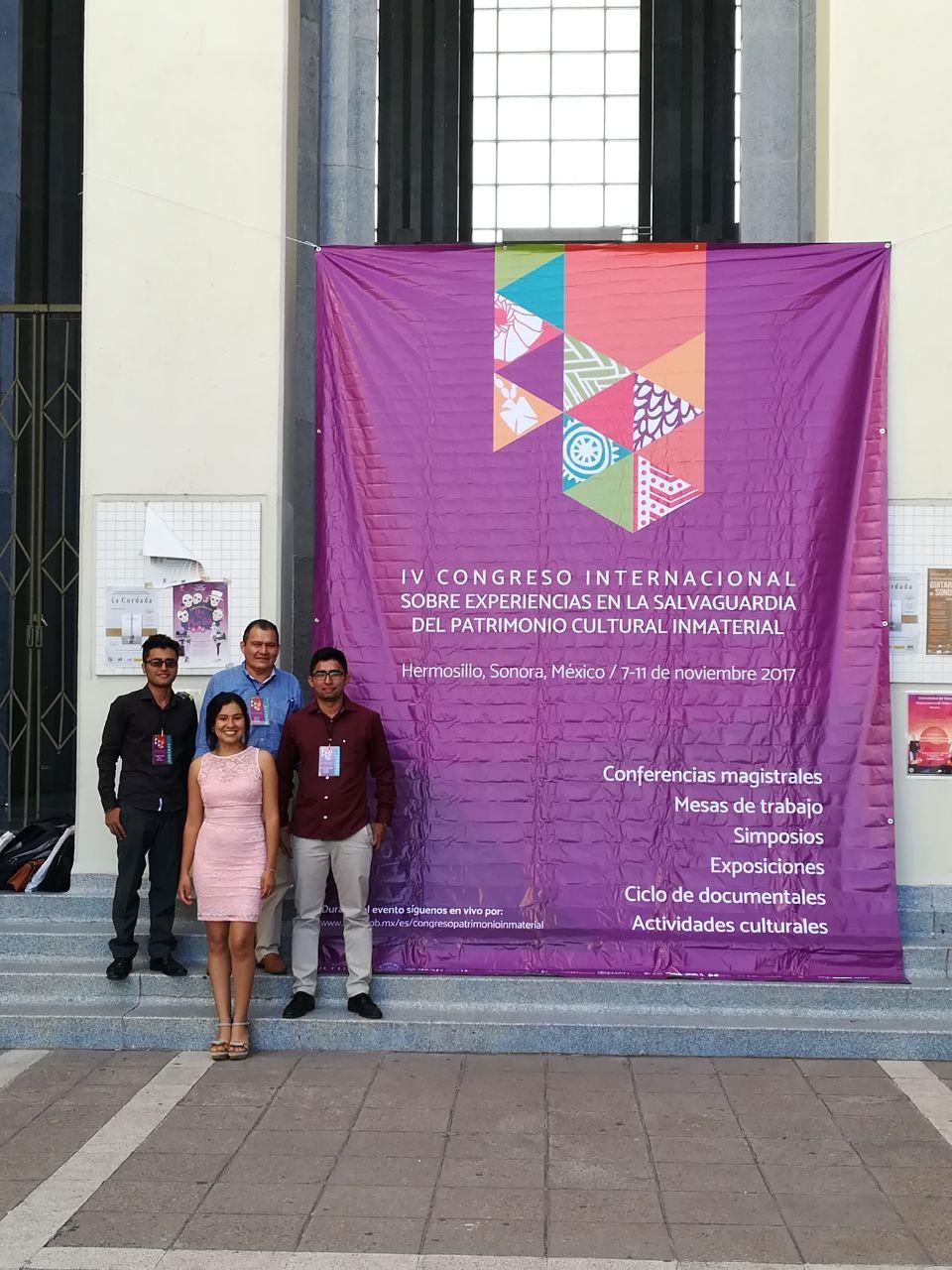 #EnAudio Comitiva de Casanare participa en Congreso Internacional de Saberes Ancestrales en México.