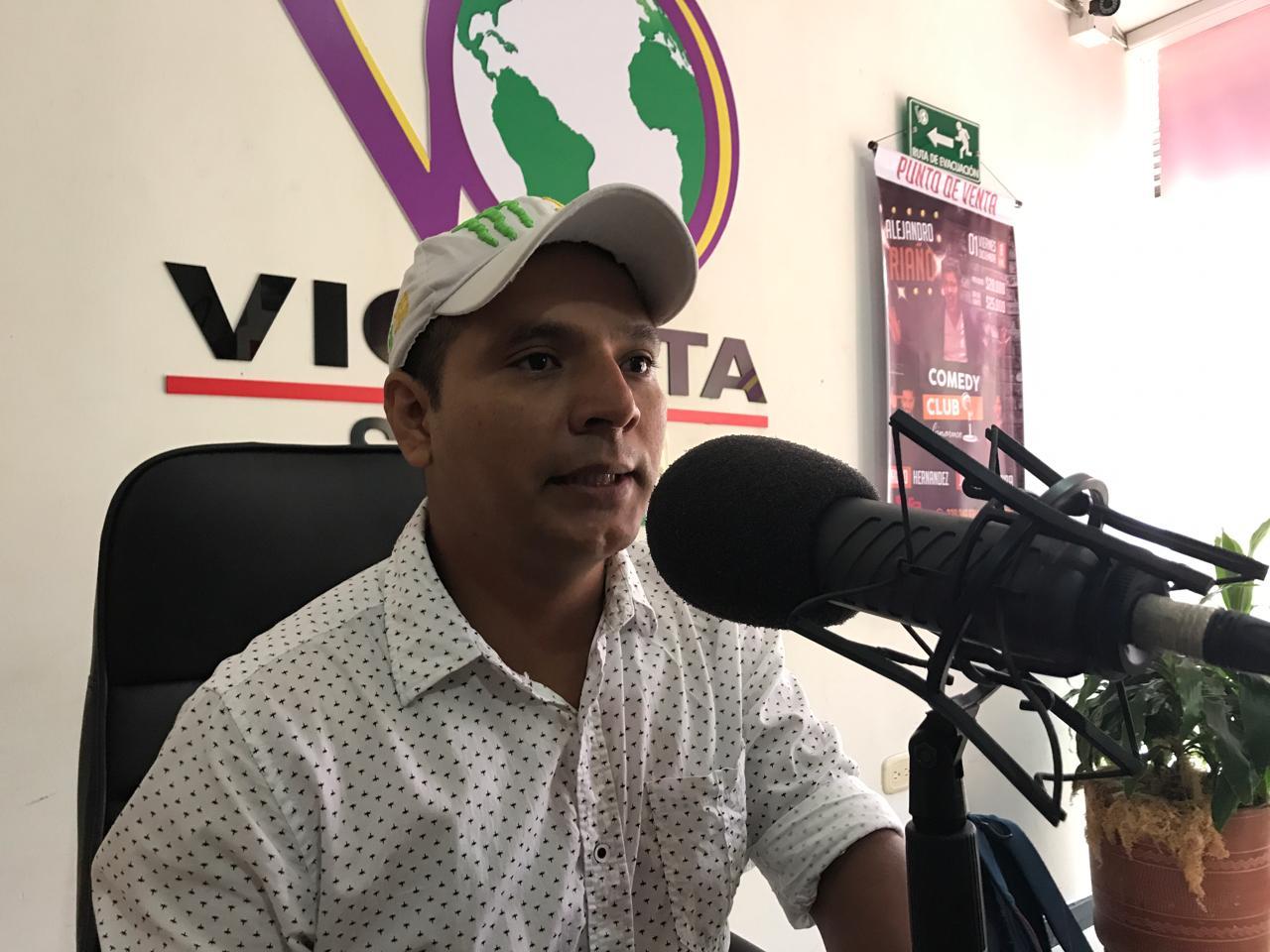 #EnAudio Temo por la vida de mi hija: José Joaquín González