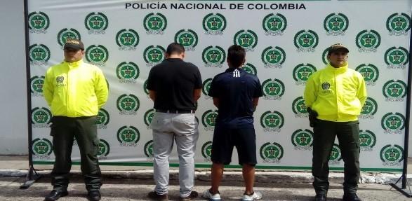 Capturados 'los socios', con antecedentes por varios tipos de delitos