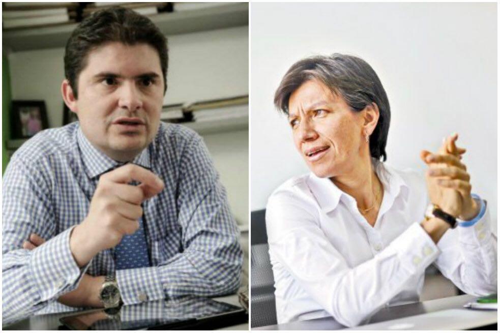#EnAudio La senadora Claudia López es una mentirosa con mayúscula: Ex Ministro Luis F Henao