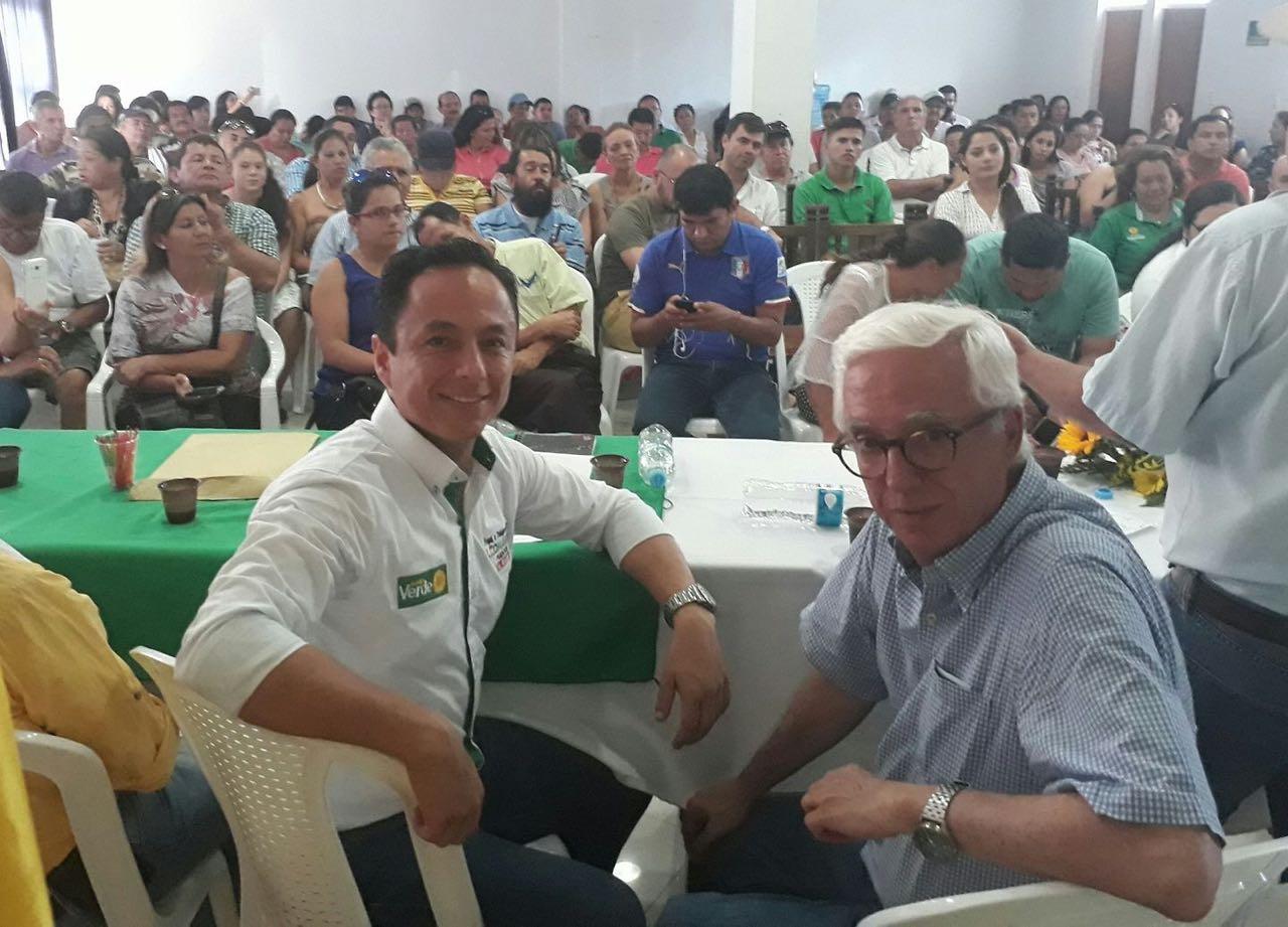 """#EnAudio """"Vamos a apoyar y acompañar al nuevo alcalde"""" Senador Robledo"""