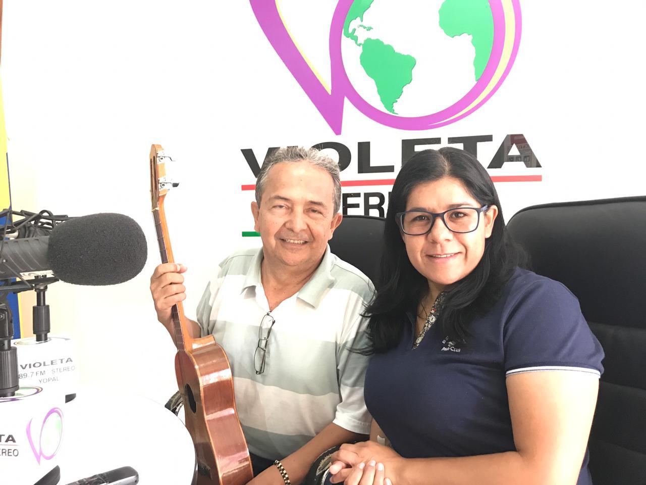 La Visita 03-Diciembre-2017 capitán Germán Romero Cruz