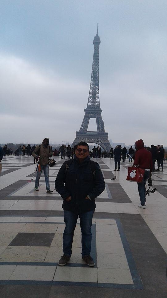 #EnAudio Casanareño invitado a Francia a trabajar en proyecto de innovación.