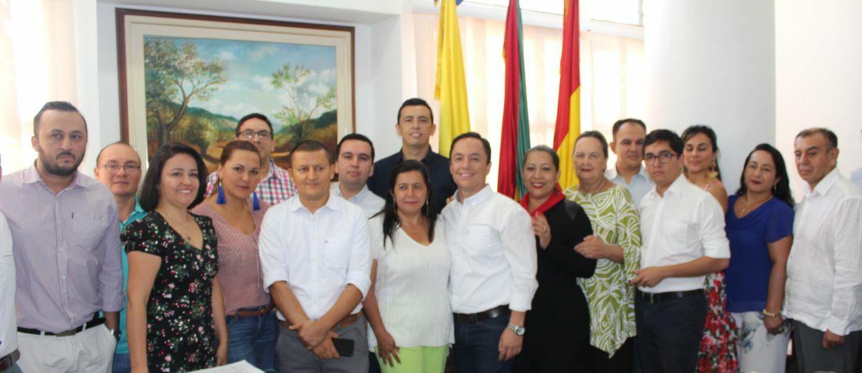 Se fueron los atornillados por JJ. Alcalde de Yopal nombra nuevo gabinete.