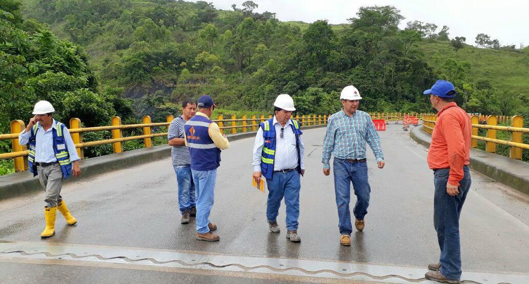 #EnAudio Antes de iniciar trabajos de estabilización en viaducto La Orquídea, trabajamos en garantía desde lo Juridico: Invías