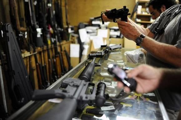 #EnAudio Debate por venta de armas en Estados Unidos se incrementa cada vez que se presenta un tiroteo