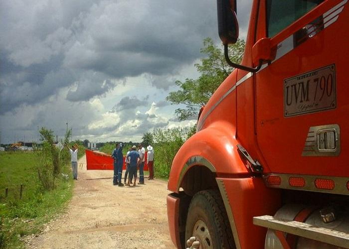 Vuelve y juega: comunidad de San Luis de Palenque volverá a las protestas contra Frontera Energy.
