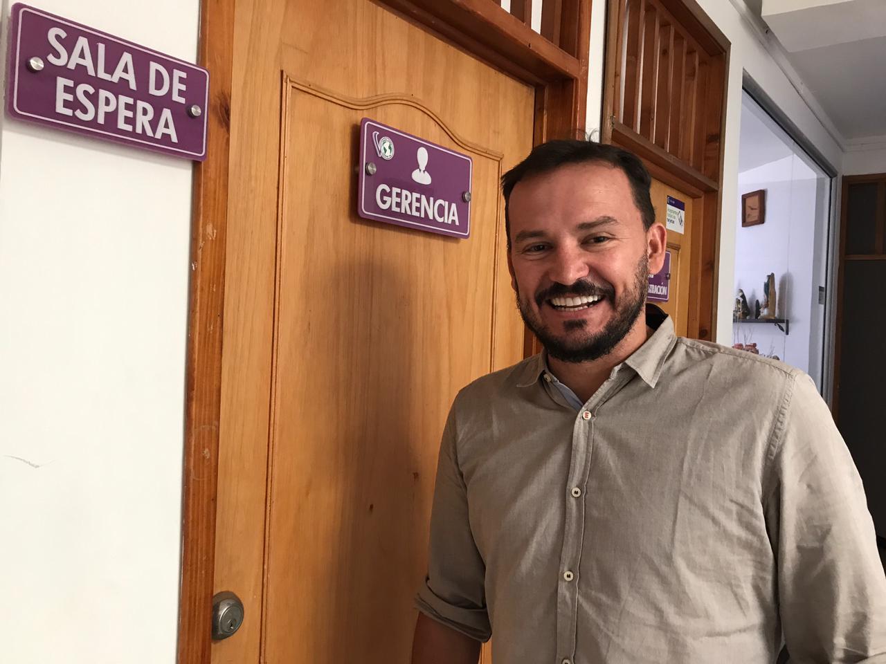#EnAudio Alcalde Leonardo Puentes pasará proyecto para liquidar a Ceiba y Concejal Pepino se compromete a conseguirle los votos.