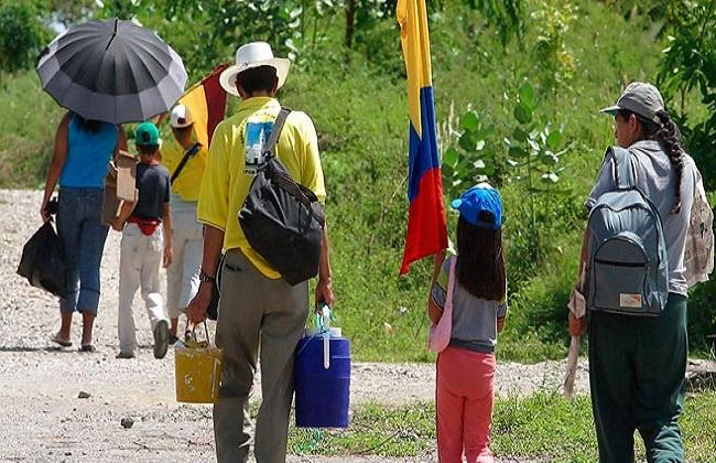 Boyacá, a rendir informe sobre la prevención de desplazamientos masivos de personas entre el municipio de Paya y Casanare a la Procuraduría General.