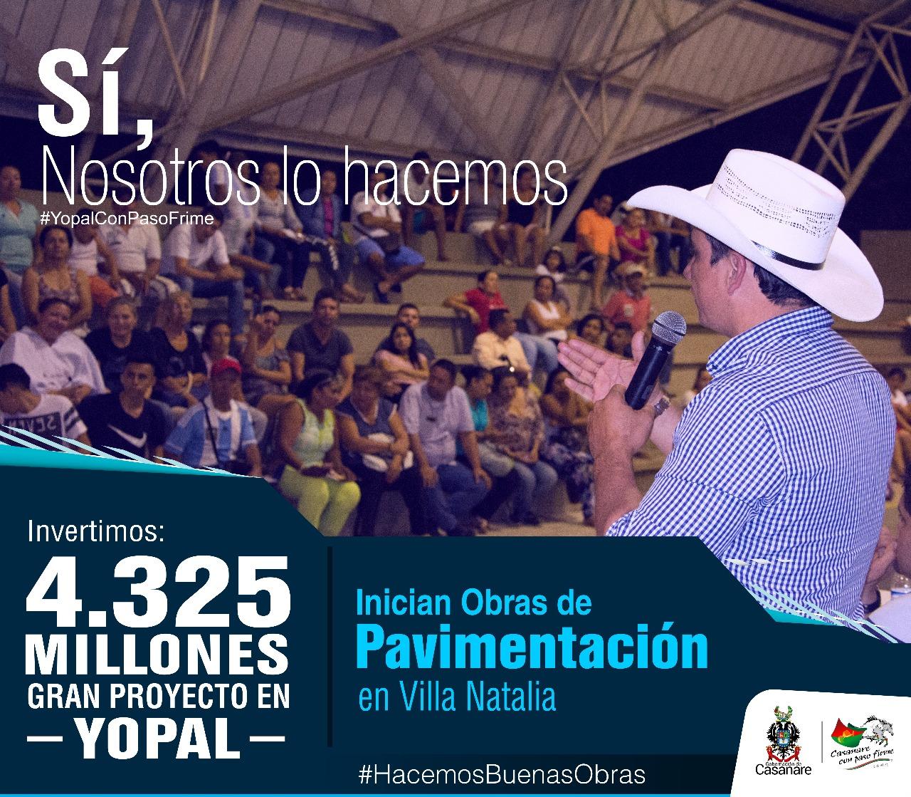 Vías | Continúa el mantenimiento de vías terciarias, con paso firme se llegó hasta la vereda San Rafael de #Yopal.