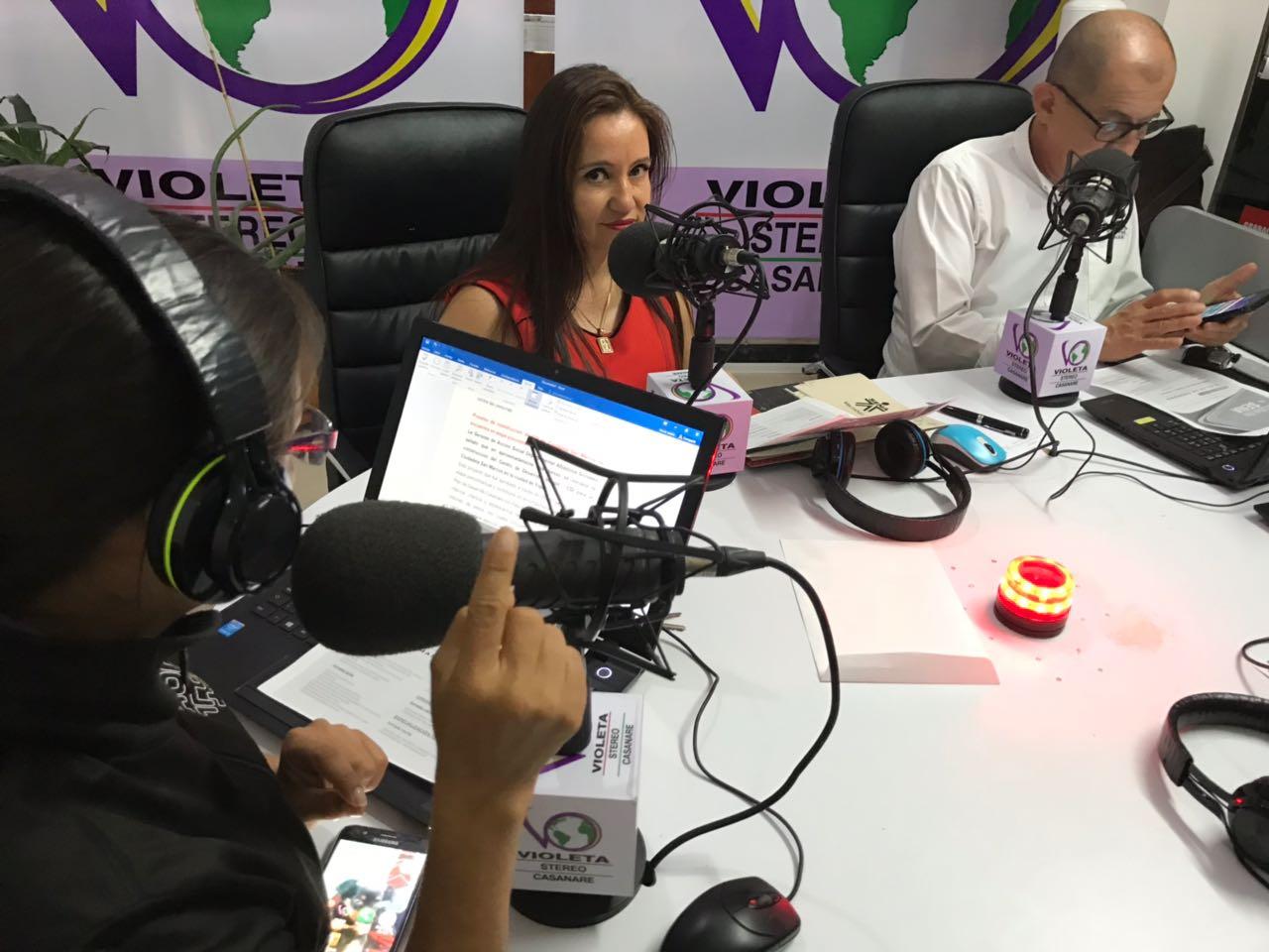 """#EnAudio """"El SENA, Casanare abre inscripciones desde el 16 al 25 de febrero en formación técnica"""": Johana Medina, Directora Regional Sena."""