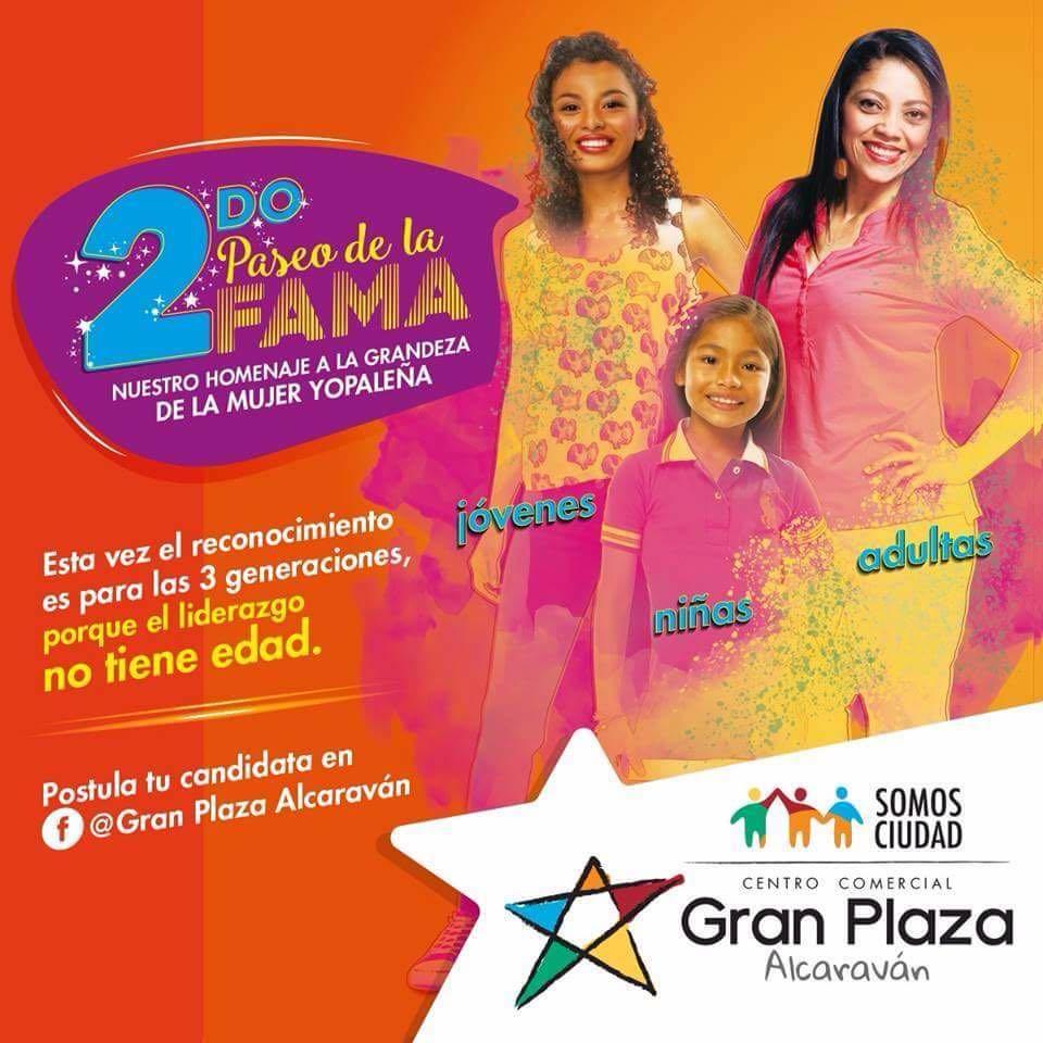 #EnAudio Gran Plaza Alcaraván reconocerá nuevamente a las mujeres destacadas de Casanare