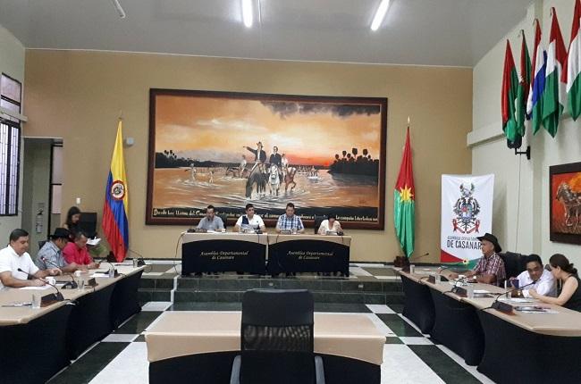 Hoy la asamblea departamental discute ordenanzas con las que el gobernador pide facultades para modificar presupuesto y contratar.