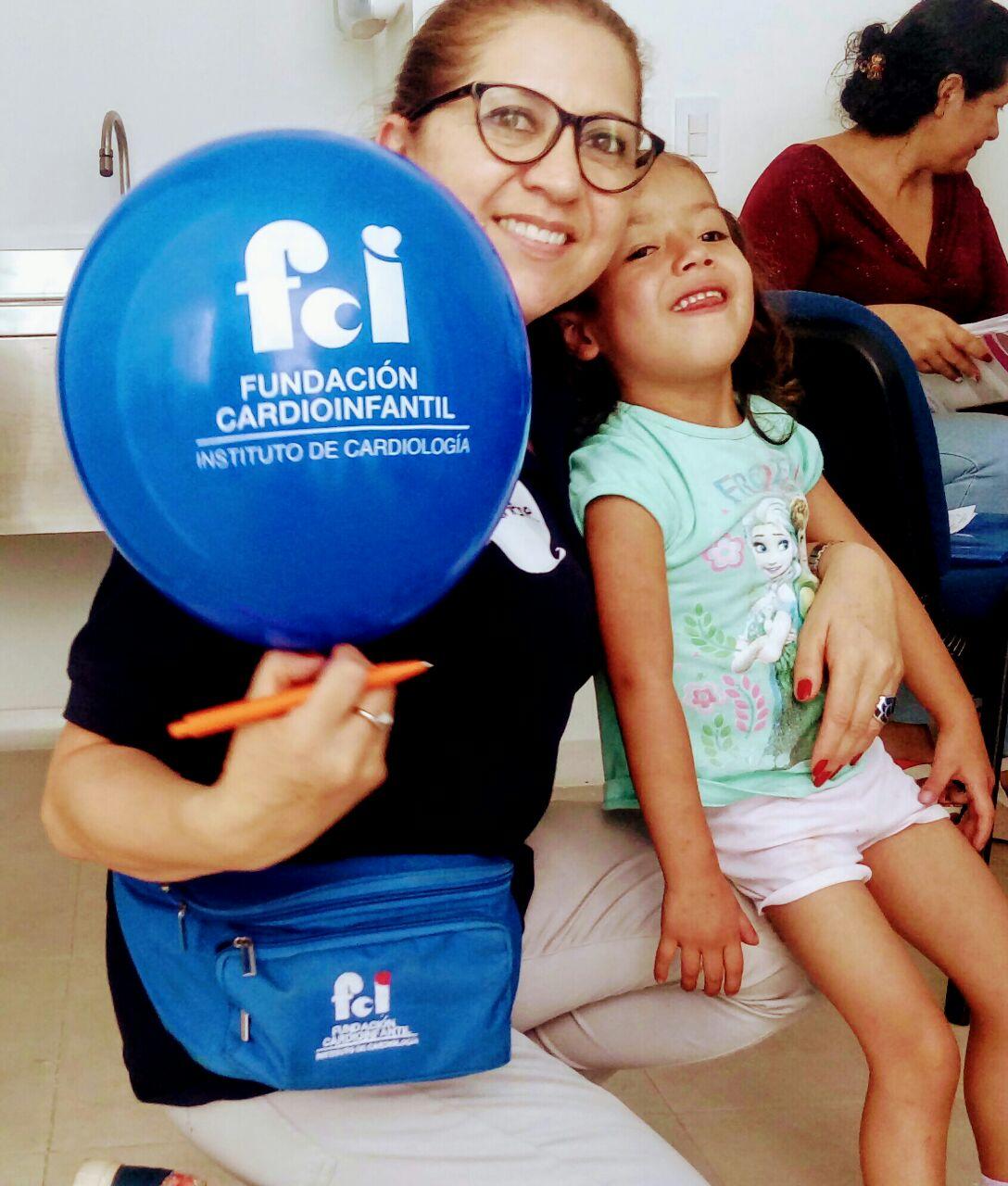 La Fundación Cardioinfantil logró récord histórico en la atención y diagnóstico de niños enfermos del corazón en Casanare y departamentos aledaños