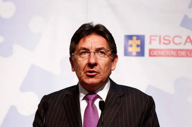 #EnAudio Fiscal general Néstor Humberto Martínez Neira estará este miércoles 15 de marzo en Yopal, confirma la fiscal 44 anticorrupción, Liz Rodríguez.