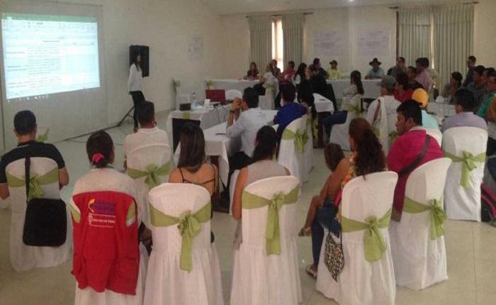 En Casanare, Guaviare y Meta se llevó a cabo la Feria de servicios y rueda de oportunidades.
