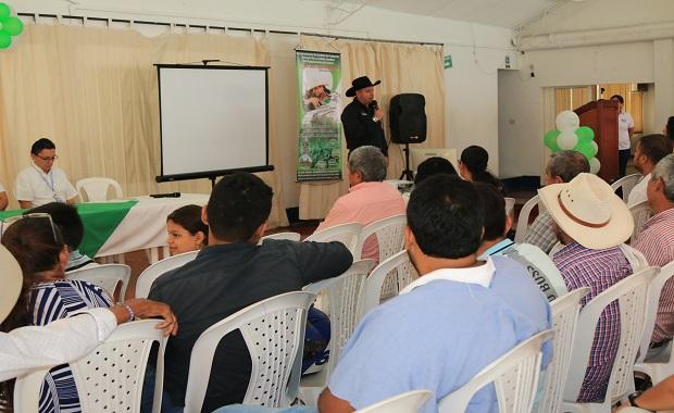 Gobernación de Casanare socializó implementación de bancos de semillas en el departamento.