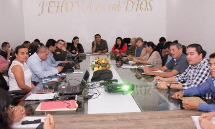 Consejo de Seguridad Ampliado evaluó vulnerabilidad de líderes sociales.