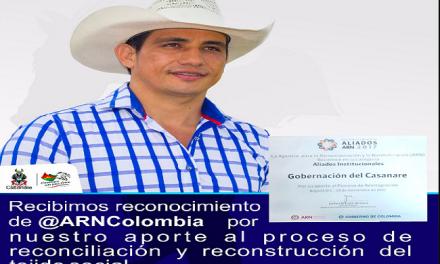 Se activará el Consejo departamental de paz, reconciliación y convivencia en Casanare.