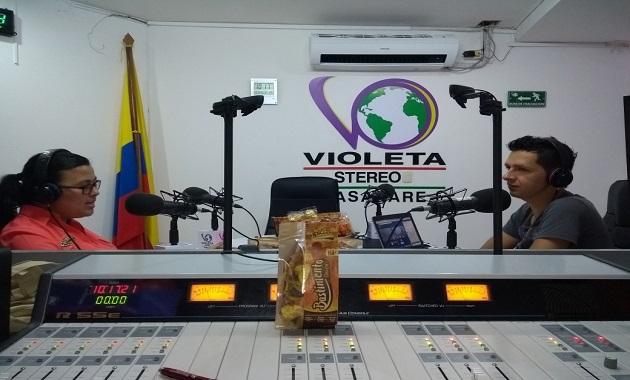 La Visita. Catalina Suárez Cutha – Bastimento Llanero. 15 de abril de 2018.