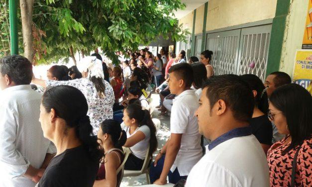 #UltimaHora Pore celebra la asignación de los docentes solicitados a la Secretaría de Educación