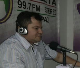 #EnAudio La educación en Paz de Ariporo, va perdiendo el año, colegio Sagrado Corazón denuncia falta de profesores.