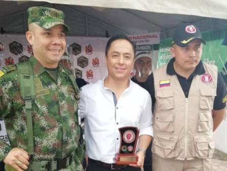 #EnAudio Yopal declarado territorio libre de riesgo de minas antipersona