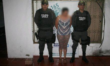 Se fue a recoger plata de una extorsión de alias 'garbanzo' y ahora la capturaron.