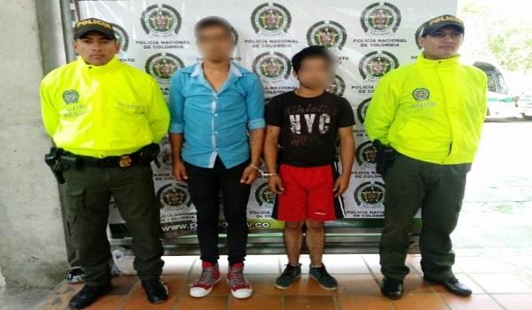 Capturaron a los atracadores de un ciudadano en el parador turístico de Monterrey.