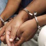Tres personas capturadas y un adolescente aprehendido por la comisión de varios delitos.