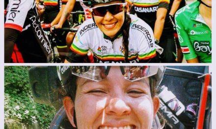 #EnAudio Dos ciclistas del departamento se subieron al podio de la Clásica Anapoima