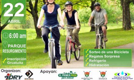 #EnAudio Este domingo, ciclopaseo gratuito en Yopal