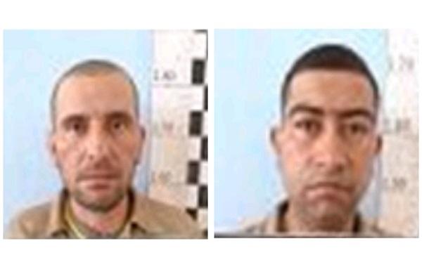 Condenados a 27 años de prisión por el delito de secuestro extorsivo.