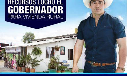 """Vivienda rural Con El Sello """"Casanare Con Paso Firme"""""""