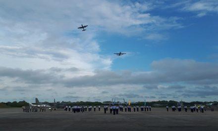 Tras ocho años de servicio, el Grupo Aéreo de Casanare pasará a ser Comando.