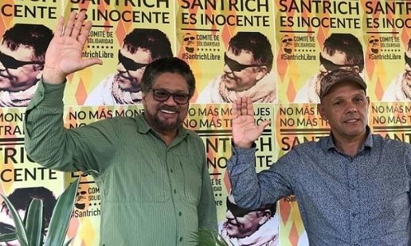 'Iván Márquez' no quiere que lo llamen 'narco' y le dice adiós al Senado.