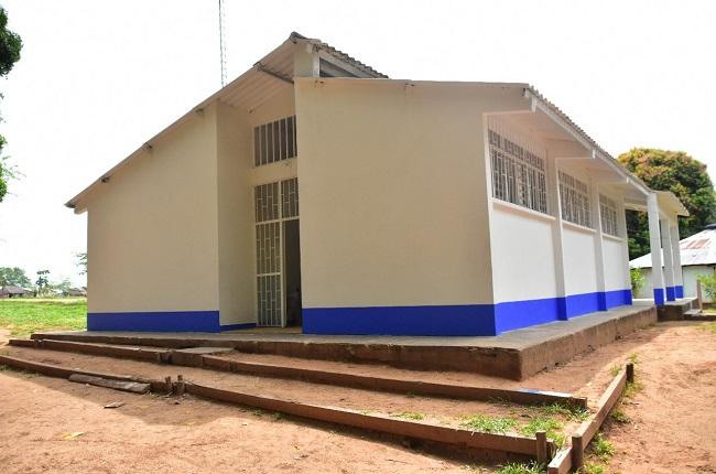 Gobernación de Casanare entregó mejoramiento del puesto de salud de resguardo indígena Caño Mochuelo.