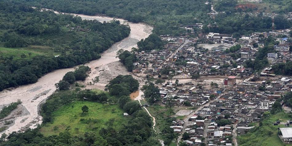 Habitante de Mocoa Putumayo habló tras conmemorarse un año de la tragedia